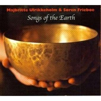 UDSOLGT CD: Majbritte Ulrikkeholm & Søren Frieboe - Songs of the Earth